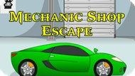 Игра Побег Из Гаража / Mechanic Shop Escape