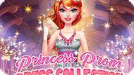 Игра Коллекция Для Выпускного Вечера Принцессы / Princess Prom Dress Collection