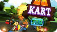 Игра Профессиональные Гонки Картингов / Go Kart Pro