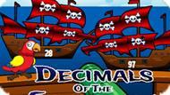 Игра Десятичные На Карибах / Decimals Of The Caribbean