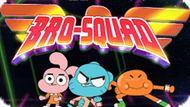Игра Удивительный Мир Гамбола: Храбрый Отряд / The Amazing World Of Gumball Bro-Squad