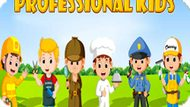 Игра Дети И Профессии / Professional Kids