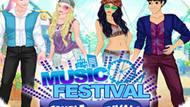Игра Музыкальный Фестиваль Пары Соперники / Music Festival Couples Rivals