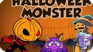 Игра Монстр Хэллоуина / Halloween Monster