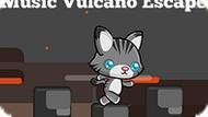 Игра Музыкальный Вулканический Побег / Music Vulcano Escape