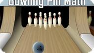 Игра Математический Боулинг / Bowling Pin Math