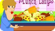 Игра Ланч Леди / Lunch Lady