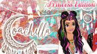 Игра Руководство По Стилю 2017 Издание Для Принцесс: Коачелла / 2017 Style Guide Princess Edition Coachella