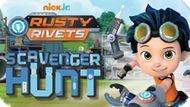 Игра Расти Риветс: Охота На Мусор / Rusty Rivets: Scavenger Hunt