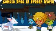 Игра Братья Зомби В Замороженном Мире / Zombie Bros In Frozen World