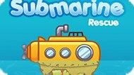 Игра Спасение Подводных Лодок / Submarine Rescue
