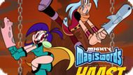 Игра Могучие Магимечи: Ускоряйся / Mighty Magiswords Haast