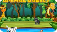 Игра Животные Дети / Animal Babies