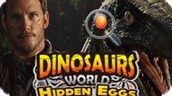 Игра Мир Динозавров: Скрытые Яйца 3 / Dinosaurs World Hidden Eggs 3