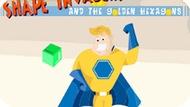 Игра Фигуры Захватчики И Золотые Шестиугольники / Shape Invaders And The Golden Hexagons