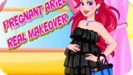 Игра Ариэль: Макияж Для Беременных / Pregnant Ariel Real Makeover