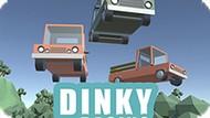 Игра Изящная Гонка / Dinky Racing