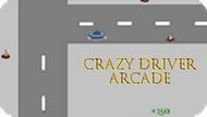 Игра Безумная Аркадная Гонка / Crazy Driver Arcade