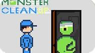 Игра Очистка Монстров / Monster Clean-Up