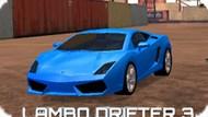 Игра Дрифт На Ламборджини 3 / Lambo Drifter 3