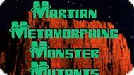 Игра Марсианские Метаморфические Монстры-Мутанты / Martian Metamorphing Monster Mutants