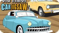 Игра Старая Машина Пазл / Old Timer Car Jigsaw