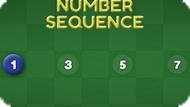 Игра Последовательность Чисел / Number Sequence