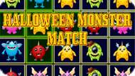 Игра Хэллоуин Монстр Матч / Halloween Monster Match