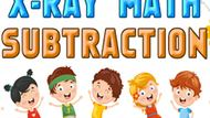 Игра Рентгеновская Математика: Вычитание / X-Ray Math Subtraction