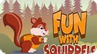 Игра Развлечения С Белками / Fun With Squirrels