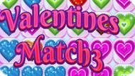 Игра Валентинов Матч 3 / Valentines Match3