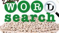 Игра Ежедневные Мировые Поиски / Daily Word Search