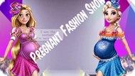 Игра Модный Показ Для Беременных / Pregnant Fashion Show