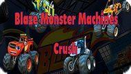 Игра Вспыш И Чудо-Машинки: Крушение / Blaze Monster Machines Crush