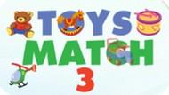 Игра Матч Игрушек 3 / Toys Match 3