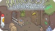 Игра Атака Червей / Maggot Diorama