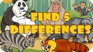 Игра Найти 5 Отличий 2 / Find 5 Differences 2