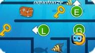 Игра Кеймен Под Водой / Keyman Aquamaze
