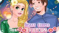 Игра Диснеевские Пары: Невероятное Свидание / Disney Couple Princess Fabulous Date