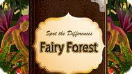 Игра Определите Различия: Лесная Фея / Spot The Differences Fairy Forest