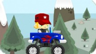 Игра Зажатый Гонщик / Hill Clamp Racer