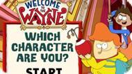 Игра Добро Пожаловать К Уэйну, Какой У Вас Характер? / Welcome To The Wayne Which Character Are You?