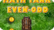Игра Математический Танк: Чёт-Нечет / Math Tank Odd-Even