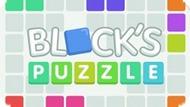 Игра Загадка Блоков / Blocks Puzzle