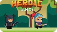 Игра Героические Поиски / Heroic Quest