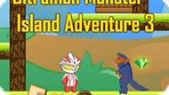Игра Ультрамен: Приключения На Острове Монстров 3 / Ultraman Monster Island Adventure 3