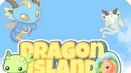 Игра 2048 Остров Дракона / 2048 Dragon Island