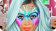 Игра Косметика Модницы / Sisters Fashionista Makeup
