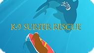 Игра К-9 Спасение Серфера / K-9 Surfer Rescue