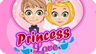 Игра Любовный Тест Принцессы / Princess Love Test